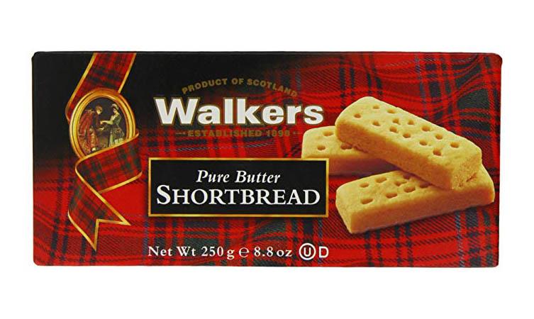 Walkers Shortbread Biscuits