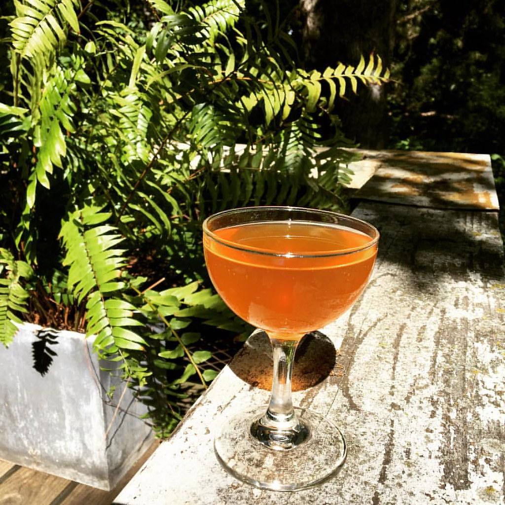 plantation rum tropical drink