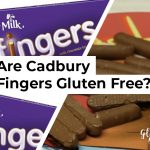 Are Cadbury Fingers Gluten Free?