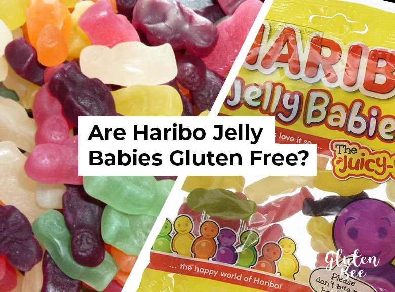 Are Haribo Jelly Babies Gluten Free?