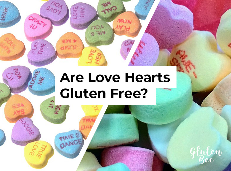 Are Love Hearts Gluten Free?