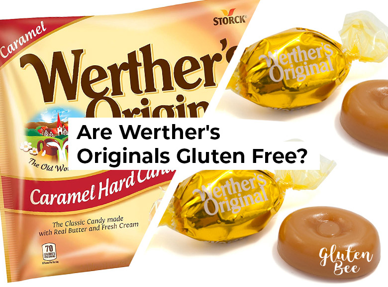 Are Werther's Originals Gluten Free?