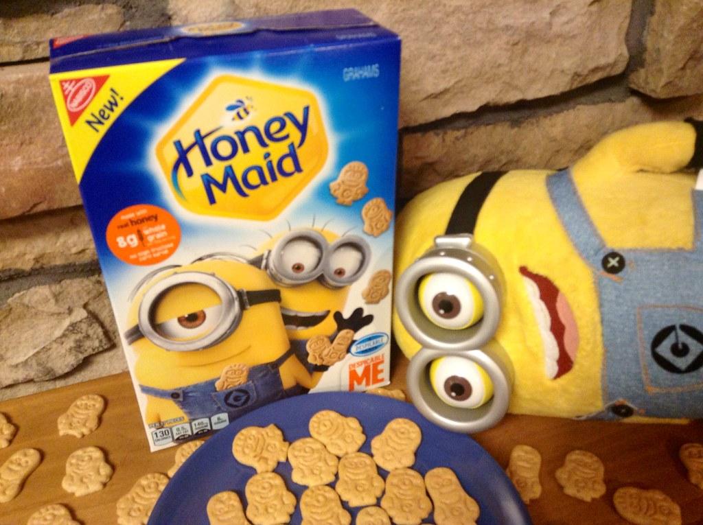 honey maid graham cracker snacks