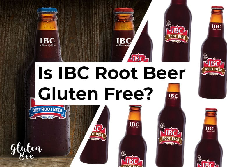 Is IBC Root Beer Gluten Free?