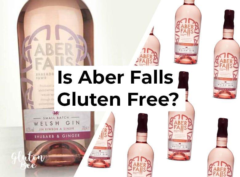 Is Aber Falls Gin Gluten Free?