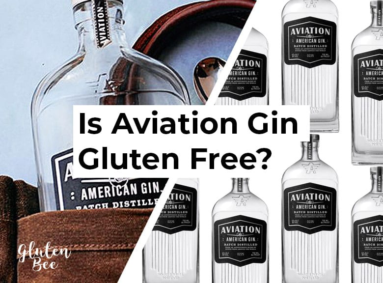 Is Aviation Gin Gluten Free?