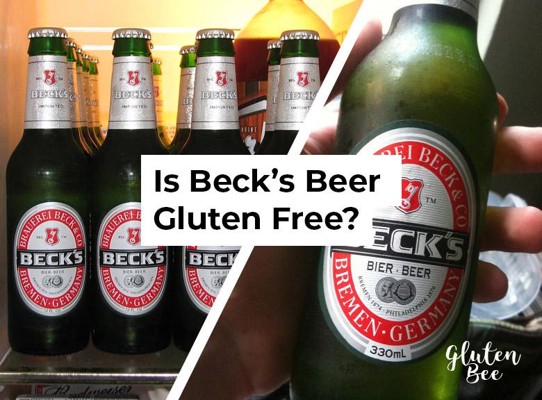 Is Beck's Gluten Free?