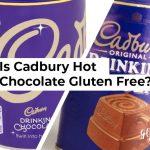 Is Cadbury Hot Chocolate Gluten Free?