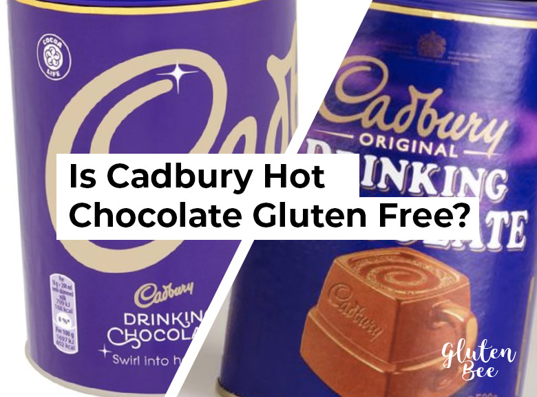 Is Cadbury Hot Chocolate Gluten Free?