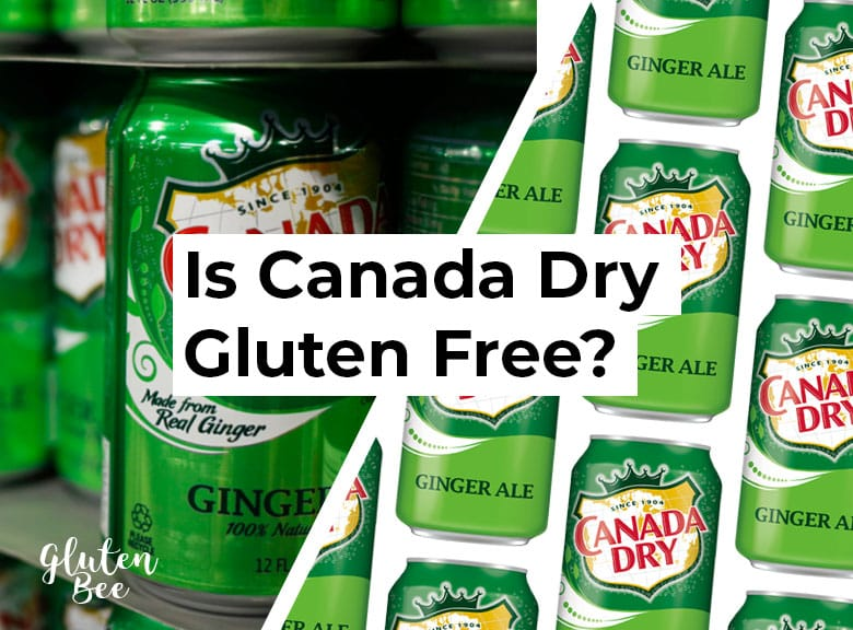 Is Canada Dry Gluten Free?