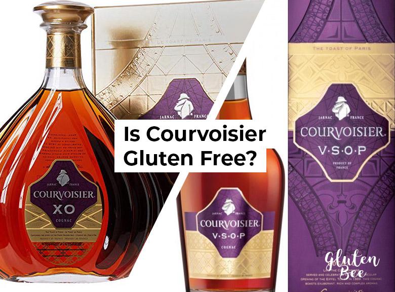 Is Courvoisier Gluten Free?