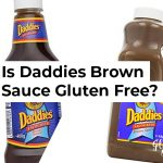 Is Daddies Brown Sauce Gluten Free?