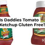 Is Daddies Tomato Ketchup Gluten Free?