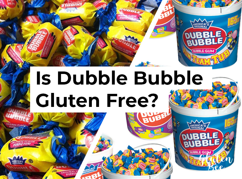Is Dubble Bubble Gluten Free?