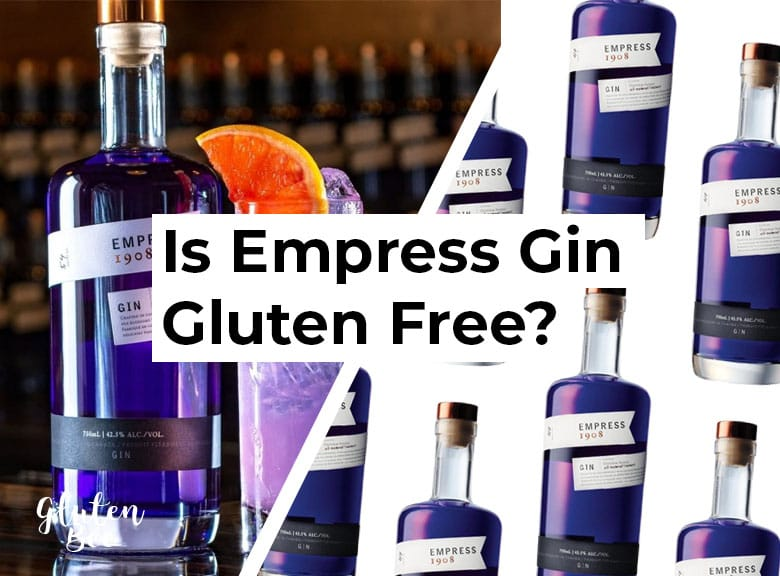 Is Empress Gin Gluten Free?