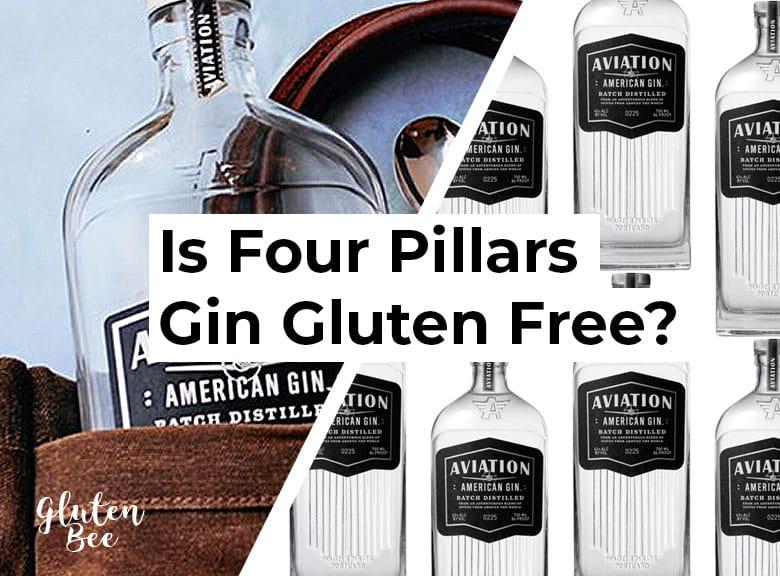 Is Four Pillars Gin Gluten Free?