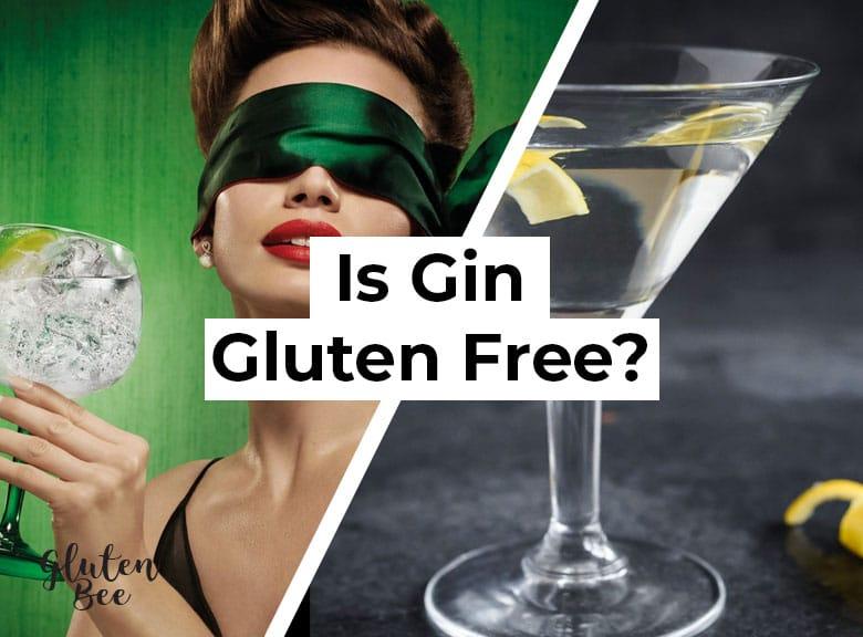 Is Gin Gluten Free?