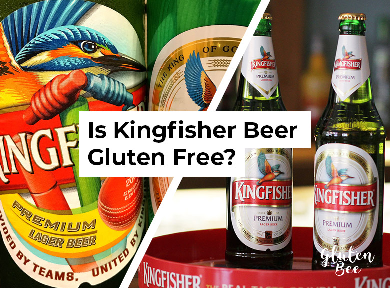 Is Kingfisher Beer Gluten Free?