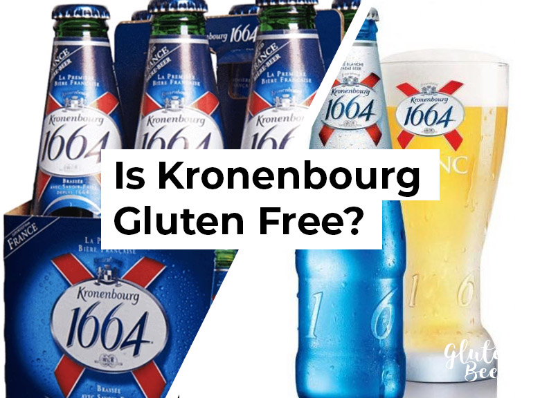 Is Kronenbourg Gluten Free?