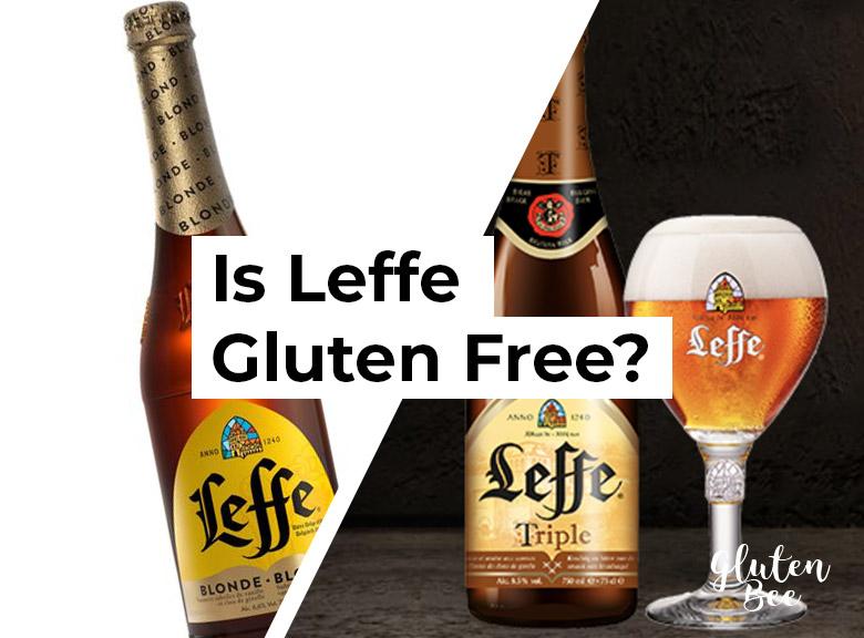 Is Leffe Gluten Free?
