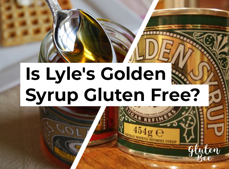 Is Lyle's Golden Syrup Gluten Free?