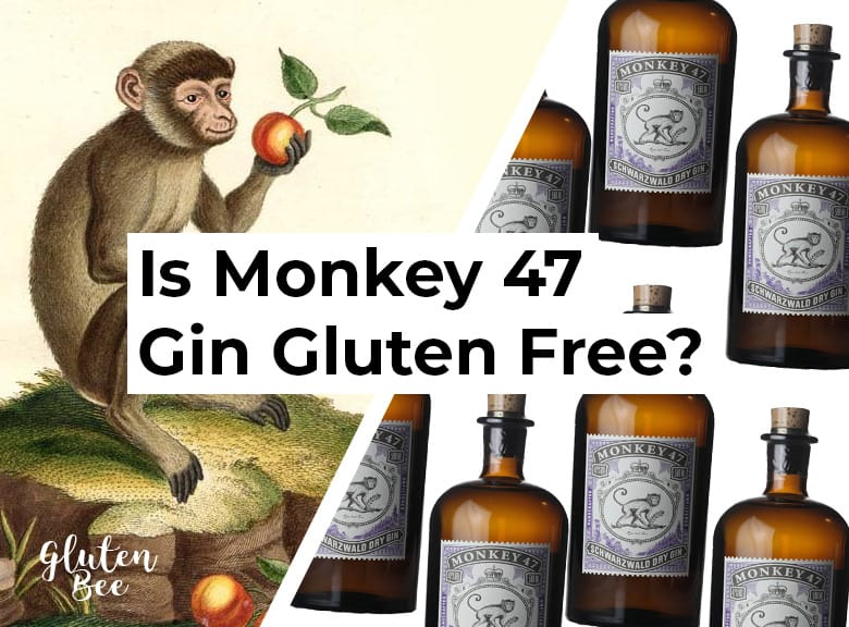 Is Monkey 47 Gin Gluten Free?