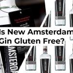 Is New Amsterdam Gin Gluten Free?