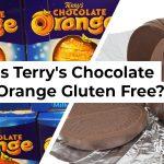 Is Terry's Chocolate Orange Gluten Free?