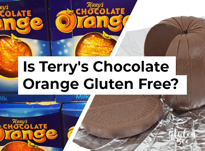 Is Terry's Chocolate Orange Gluten Free?