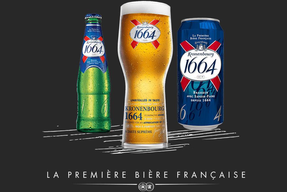 k1664 beers