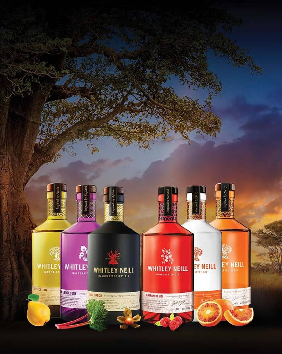 Whitley Neill Gins