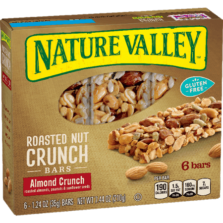 nature valley gluten free