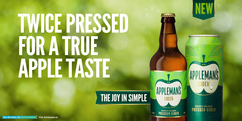 appleman's cider products