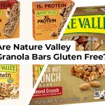 Are Nature Valley Granola Bars Gluten Free?