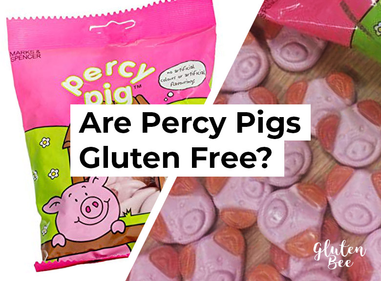Are Percy Pigs Gluten Free?