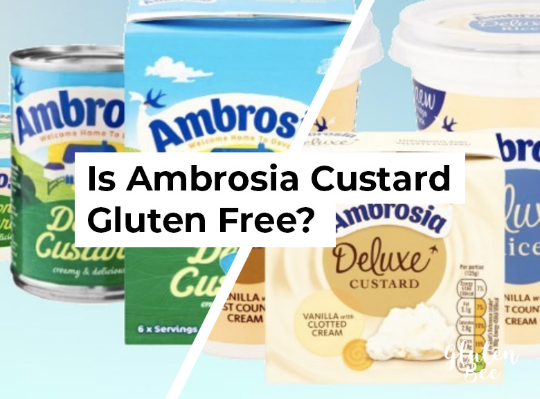 Is Ambrosia Custard Gluten Free?