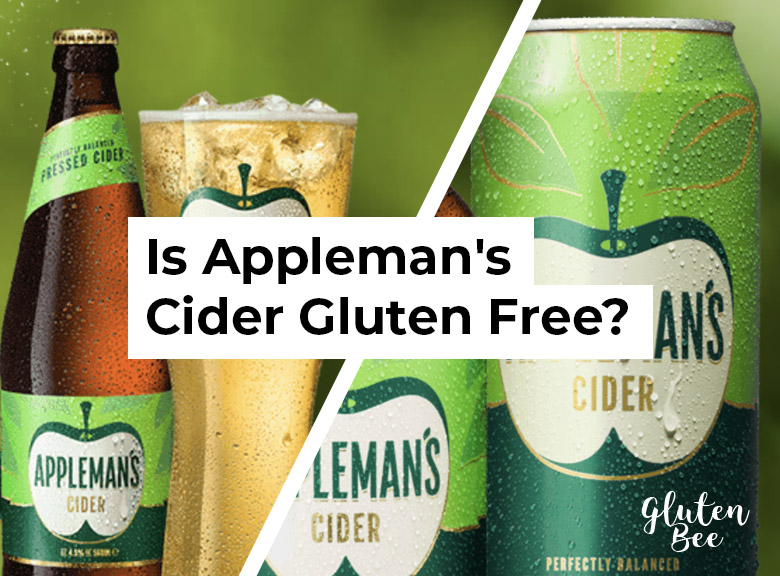 Is Appleman's Cider Gluten Free?