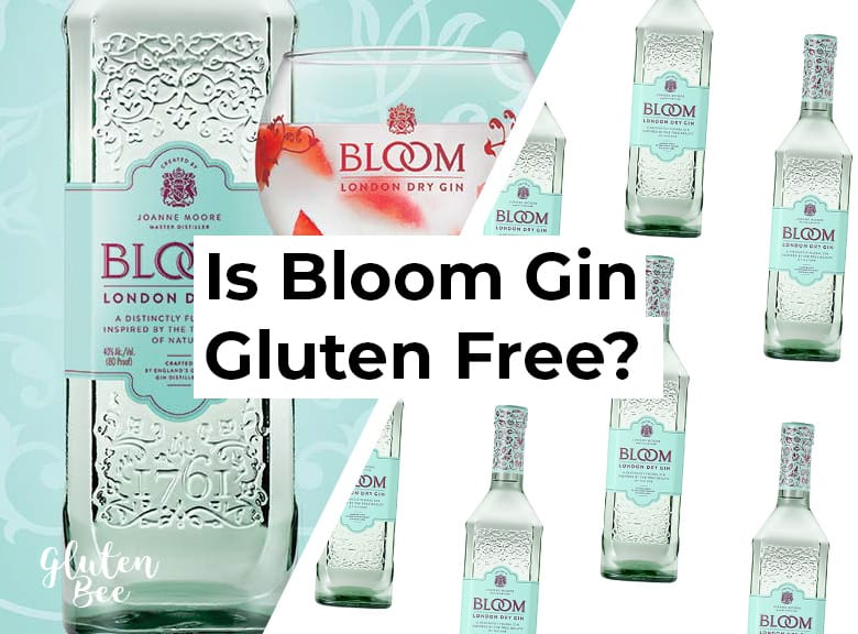 Is Bloom Gin Gluten Free?
