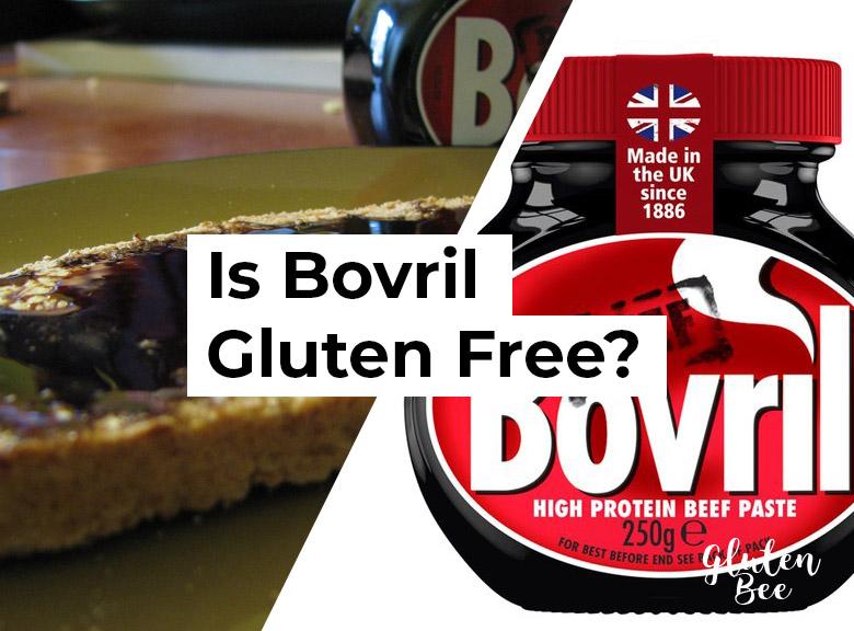 Is Bovril Gluten Free?