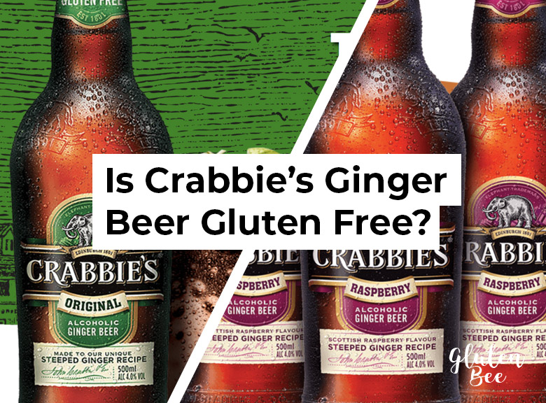 Is Crabbie's Ginger Beer Gluten Free?