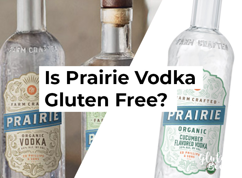 Is Prairie Vodka Gluten Free?