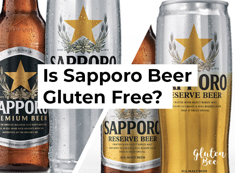 Is Sapporo Beer Gluten Free?