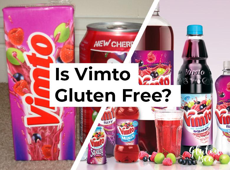 Is Vimto Gluten Free?