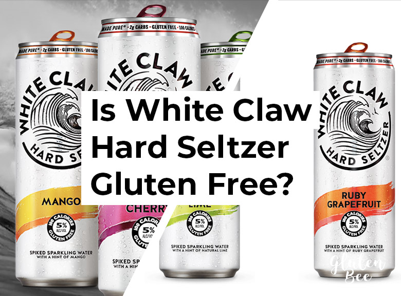 Is White Claw Hard Seltzer Gluten Free?
