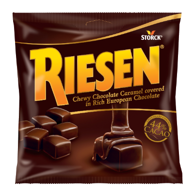 riesen chewy chocolate