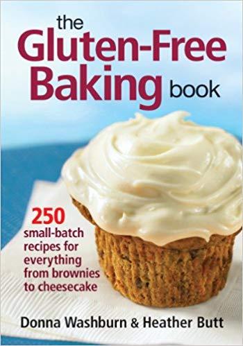 gluten free cookbook baking