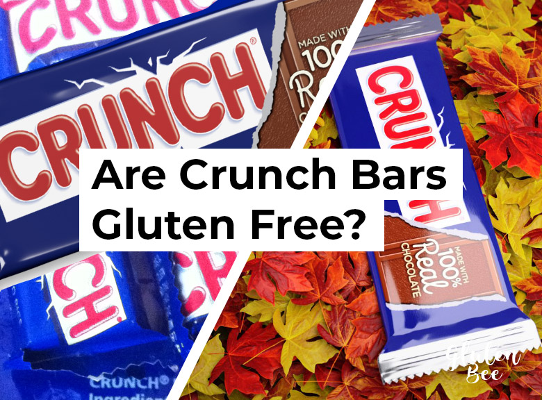 Are Crunch Bars Gluten Free?