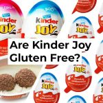 Are Kinder Joy Gluten Free?
