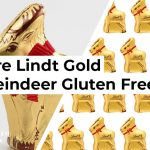 Are Lindt Golden Reindeer Gluten Free?
