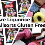 Are Liquorice AllSorts Gluten Free?
